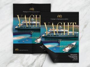 Advertising Leaflet Design
